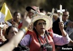 Именно Северная и Латинская Америки остаются главным бастионом искреннего католицизма в мире