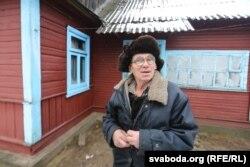 Мікалай Кузьміч, карэнны жыхар «Рожківкі», пражыў тут 79 гадоў