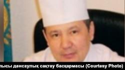 Главный врач Актюбинской областной инфекционной больницы Калихан Козбагаров.