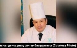 Қалихан Қозыбағаров.