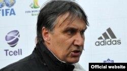 Камол Алиспоҳич, сармураббии нави дастаи миллии футболи Тоҷикистон
