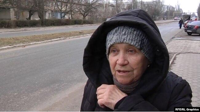 Жителька Бойківського