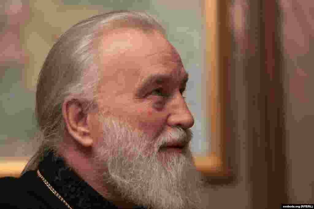 Belarus - Metropolitan of Minsk and Slutsk Pavel, 23Jan2014