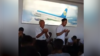 Namangan Uzbekistan airport videograb