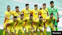 اعضای تیم ملی فوتبال رومانیا