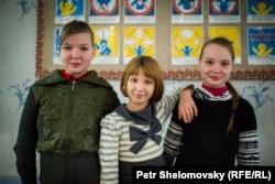 Дети из Донецкого детского дома, 2014 год