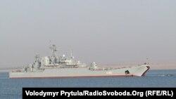 Корабель Костянтин Ольшанський (архівне фото)