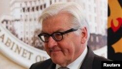 Германскиот министер за надворешни работи Френк Валтер Штајнмаер