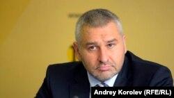 Адвокат Надії Савченко Марк Фейгін
