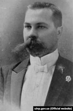 Микола Міхновський (1873–1924) – український політичний і громадський діяч, адвокат, публіцист, перший ідеолог українського націоналізму та організатор війська