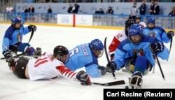 Збірна Канади проти збірної Італії