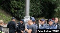 Полиция в Украине, архивное фото