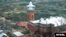 Tbilisidə yerləşən Cümə məscidi