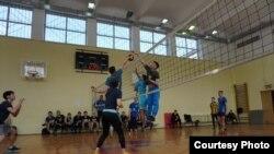 Спортивные соревнования «Достар», которые проводит казахская молодежь Петербурга.