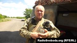 Петро Перепелиця, боєць 12-ї ОМПБ «Київ»