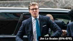Юрист из Нидерландов Алекс ван дер Сваан, зять российского миллиардераГермана Хана.