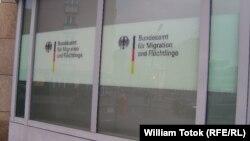 Federalna kancelarija za izbjeglice u Njemačkoj, ilustracija