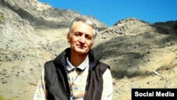Mohammad Taqi Fallahi, Secretary of Iranian Teachers' Trade Association. FILE PHOTO