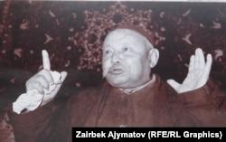 Саякбай Каралаев.