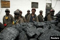 На шахте в ДНР