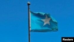 بیرق ملی سومالیا