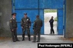 Închisoarea pentru minori de la Lipcani