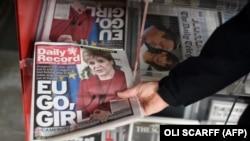 Novine u Škotskoj nakon Brexita