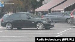 BMW 318i користується співробітник СБУ Кувачев
