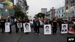 Pamje nga protesta më 20 nëntor.