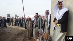 عراقيون مهجرون