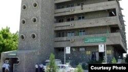 Ашхабадская больница (архивное фото)