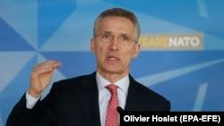 Sekretari i NATO-s, Jens Stoltenberg