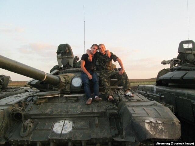 Танк Т-72Б3 6-й отдельной танковой бригады (Нижегородская область, Мулино)