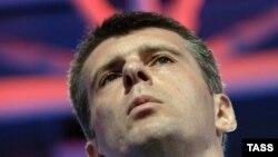 Михаил Прохоров, 2008