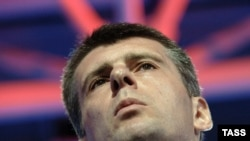 Russia -- Onexim group's owner Mikhail Prokhorov, 02Jul2008