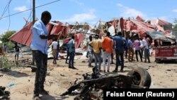 Mogadishu, Somali
