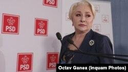Viorica Dăncilă rămâne prim-ministru.