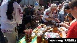 Фестиваль национальной кухни в Севастополе, 2 мая 2018 года