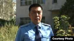 Еркин Жумагулов, заместитель прокурора Талгарского района Алматинской области.
