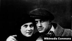 Wladimir Maýakowskiý we söýgüli Liliýa Brik