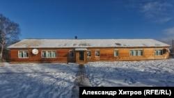 Школа - бывший детский садик