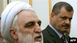 غلامحسین محسنی اژه ای، وزیر اطلاعات جمهوری اسلامی