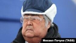 Former Kemerovo Governor Aman Tuleyev (file photo)