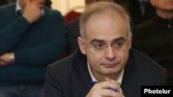 Armenia - Levon Zurabian, deputy chairman of the opposition Armenian National Congress, 23Jan2017.