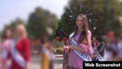 Представниця з «ЛНР» на конкурсі «Міс світу» в Китаї
