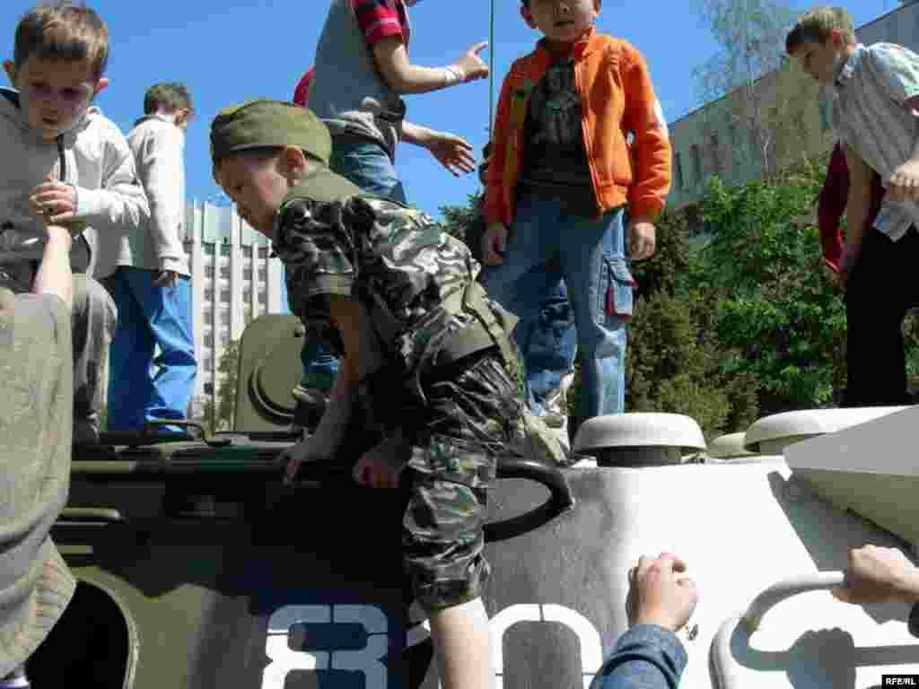 Алматыдағы Жеңіс күні мейрамы #15