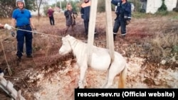 Рятувальна операція в Севастополі