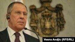 Lavrov: Zabrinjava nas pasivnost EU oko tiranske platforme