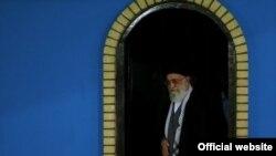 آيتالله علی خامنهای، رهبر جمهوری اسلامی