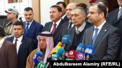 مسؤولون يتحدثون في البصرة عن حادثة إستهداف خطباء مساجد